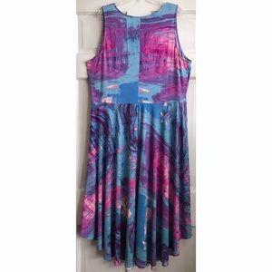 RACHEL Rachel Roy Dresses - Printed Midi Dress